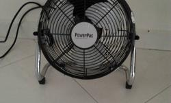 "Brand New Mitsubushi Desk Fan 16"" for sale. Still in"