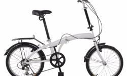 Bike: I am selling a BRAND NEW Tempest Folding Bike for