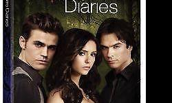 Detailed item info �The Vampire Diaries: The Complete