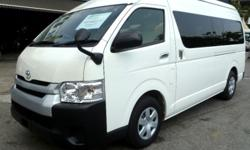 Brand New Toyota hi roof euro 5. Immediate delivery! -