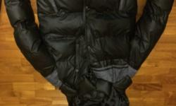 Brand new winter coat for man. Bought for hubby.
