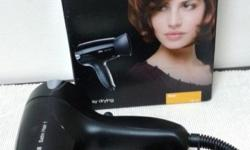 BRAUN Hair Dryer Satin.Hair 1200 watt with box in very