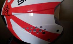 A used Briko Ski helmet in very good condition. Only