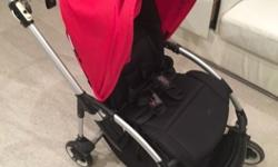 Bugaboo bee Stroller, 2 years old, in very very good