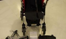 I am selling my used Bugaboo Bee Stroller (not Bee