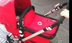 Bugaboo Cameleon in all Red Colour Good Condition,