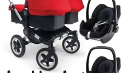 What�s Included: - Donkey Base, Seat & Carrycot - Duo