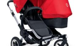 Bugaboo Donkey is NOW available with an extendable