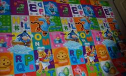 A Bumper playmat - Large size. Bought just 1 year ago.