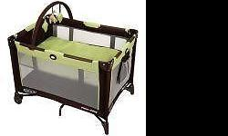 Rarely Used, baby never slept in it - Playpen, in good