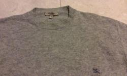 Authentic Burberry Jumper from The UK. Hardly worn