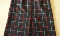 Luxury wool skirts on sale Burberrys Made in England