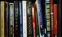 Business and self improvement books for sales