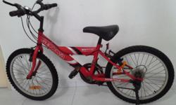 Buy 1 get 1 FREE - 6 speed gear bike + foldable bike
