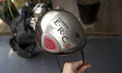 Callaway Big Bertha ERC II Driver - 10 degree - Uncut -