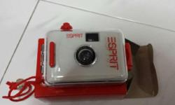 Disposable film camera and underwater camera Interest