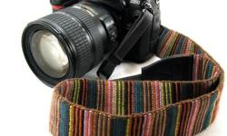 New Camera Strap Can used on any camera brand (see