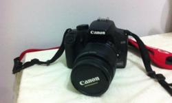 CANON 1000D Hi, i am selling my canon 1000D DSLR .