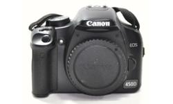 Canon 450D BODY only for sales in excellent conditon