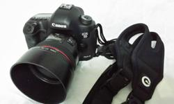 Selling the Body only. Bought on 6 Apr 2012. No lens in