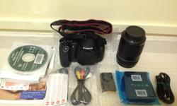 Canon 60D 18-135mm lens (still in very good condition)