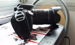 Selling my Canon 650D + Canon EF-S 18-135mm f/3.5-5.6