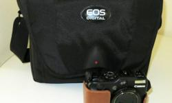 For sale: Canon Camera Bag S1211 - Very good condition