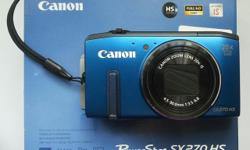 Camera with original box Battery Charger Memory card