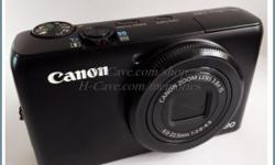 Canon Zoom Lens EF-S 55-250mm f/4-5.6 IS II In very