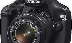 Canon EOS 1100D - Brand New Camera. No warranty. Asking