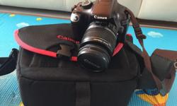 Wanna sell canon camera - in good working condition,