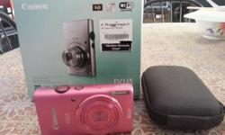 Canon ixus 140 for sale at $138 only !!! include - 8GB