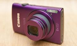 Canon IXUS 230 HS Digital Camera (as new) for Sale! �