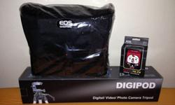 WTS: Canon (Brand New) EOS S1211 DSLR Camera Bag (Black