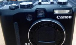 Sell my good working condition Canon Powershot G9