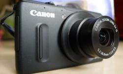 Letting go a Canon Powershot S100 digital camera. It is