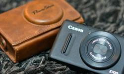 One of CANON's top of the range point-&-shoot camera