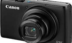 Canon Powershot S95 for Sale. Selling this amazing mint
