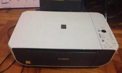 Canon Printer model MP198, hardly used