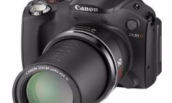 Selling an excellent condition Canon SX 30 IS compact