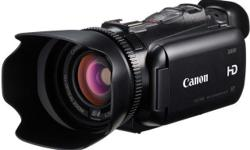 CANON XA10 (High Definition Professional Camcorder)