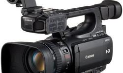 CANON XF100 (High Definition Professional Camcorder)