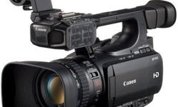 CANON XF105 (High Definition Professional Camcorder)