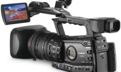 CANON XF305 (High Definition Professional Camcorder)
