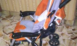 Hi I have Capella baby stroller / baby pram to sell.