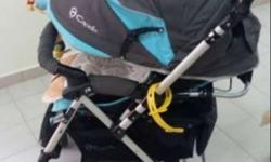 Capella Pram for sale for affordable price