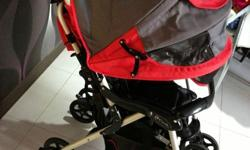 Selling off my capella stroller at $80 -dark grey with