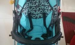 Hi All, I have a preloved Capella Stroller to let go.