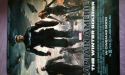 "fr Marvel ""Captain America - The Winter Soldier"" movie"