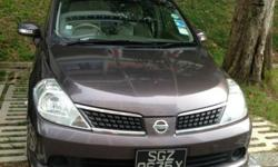 Car for rent at S$80 per day for local use and S$100
